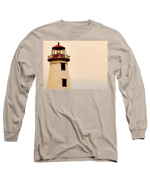Lighthouse Beam Long Sleeve T-Shirt