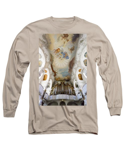 Lindau Organ And Ceiling Long Sleeve T-Shirt
