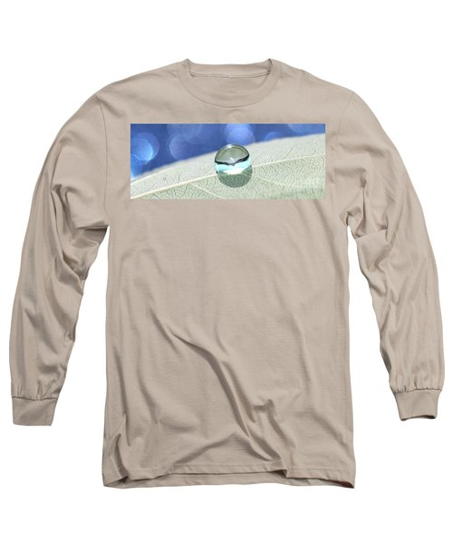 Liquid Drop Long Sleeve T-Shirt