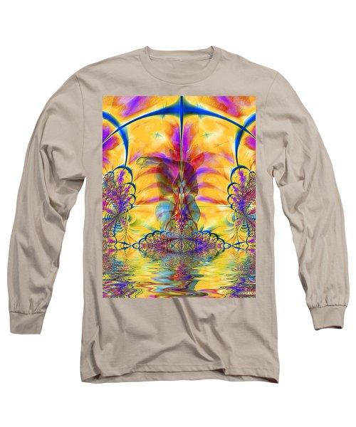 Liquid Lace Long Sleeve T-Shirt