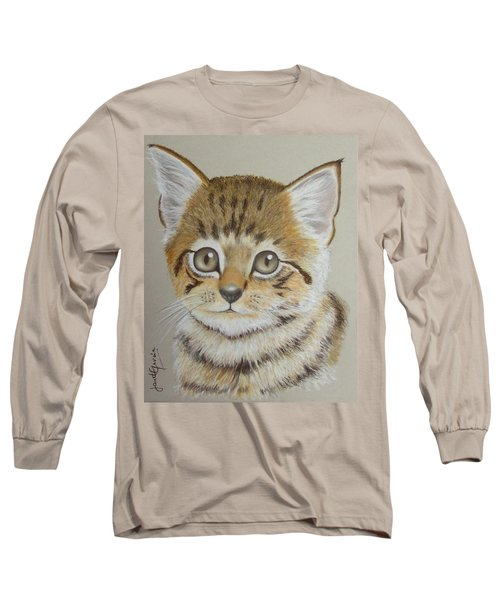 Little Kitty Long Sleeve T-Shirt