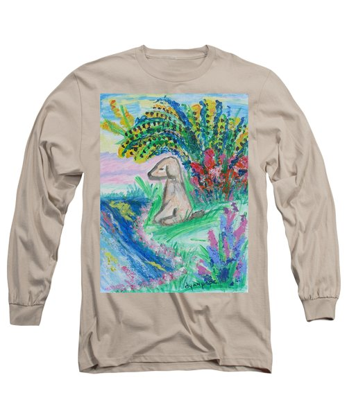 Little Sweet Pea Long Sleeve T-Shirt