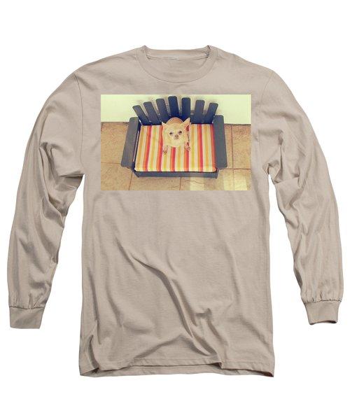 Little Sweetie Long Sleeve T-Shirt