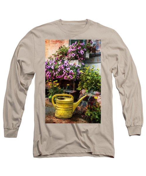 Little Swiss Garden Long Sleeve T-Shirt