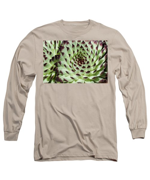 Long Sleeve T-Shirt featuring the photograph Live-for-ever by Lana Enderle
