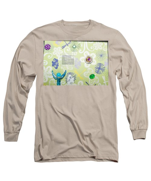 Live Joyfully Long Sleeve T-Shirt