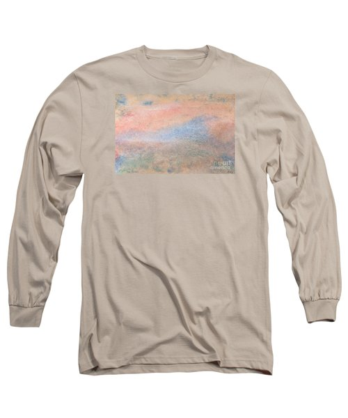 Long Sleeve T-Shirt featuring the photograph Living Dream by Susan  Dimitrakopoulos