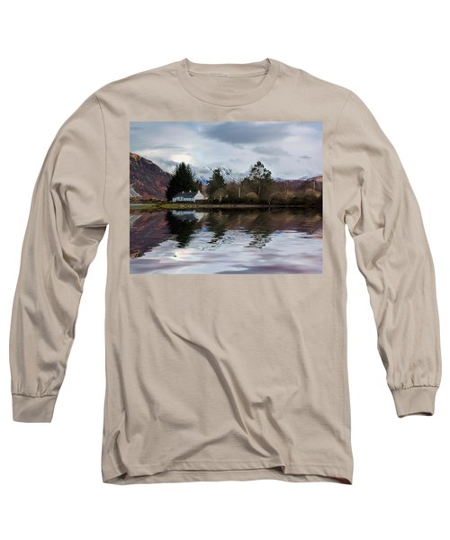 Loch Etive Reflections Long Sleeve T-Shirt