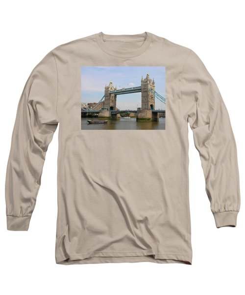 London's Tower Bridge Long Sleeve T-Shirt