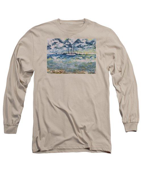 Lone Vessel  Long Sleeve T-Shirt