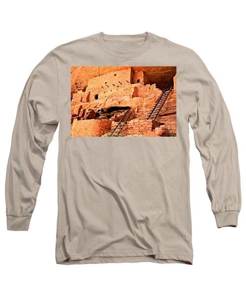 Long House Ladders Long Sleeve T-Shirt