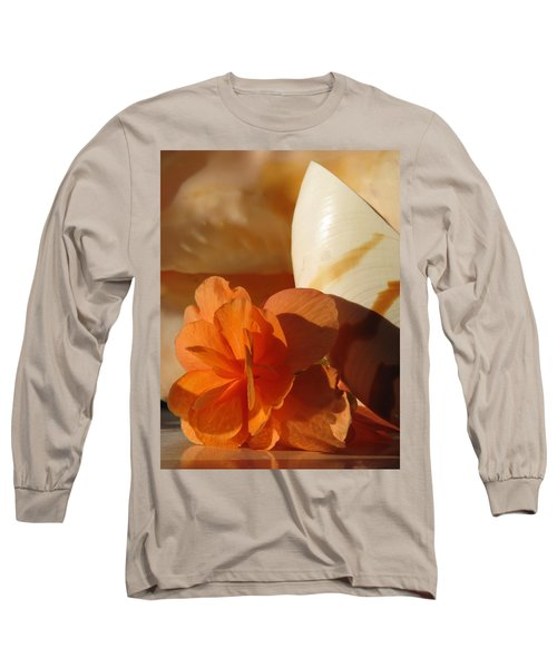 Longing For The Sea Long Sleeve T-Shirt