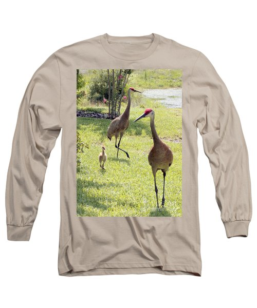Looking For A Handout Long Sleeve T-Shirt
