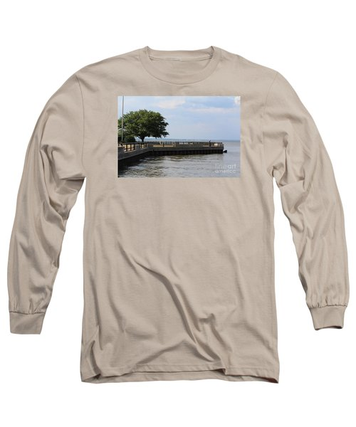 Lookout Point Long Sleeve T-Shirt by David Jackson