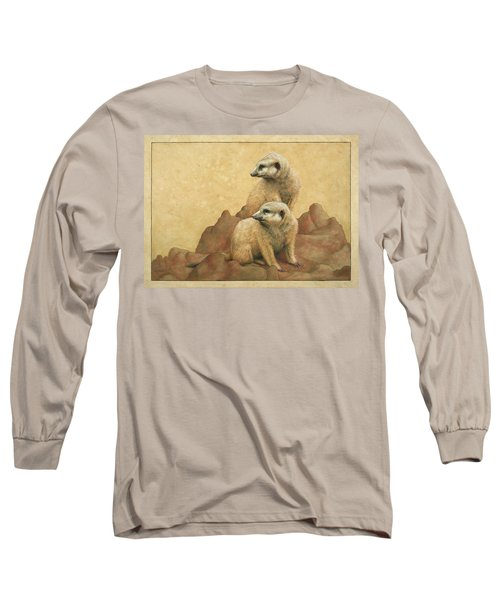 Lookouts Long Sleeve T-Shirt by James W Johnson