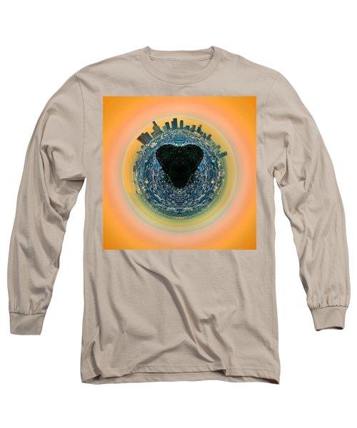 Love La Long Sleeve T-Shirt by Az Jackson