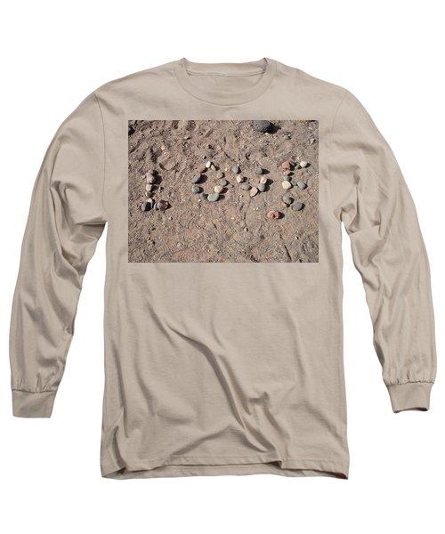 Love Rocks Long Sleeve T-Shirt by Deborah Lacoste