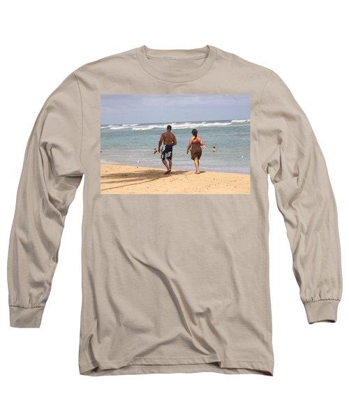 Love Stroll Long Sleeve T-Shirt