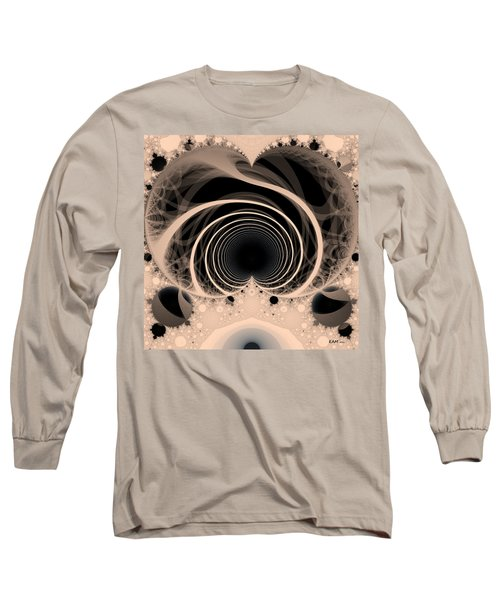 Love Tunnel Long Sleeve T-Shirt by Elizabeth McTaggart