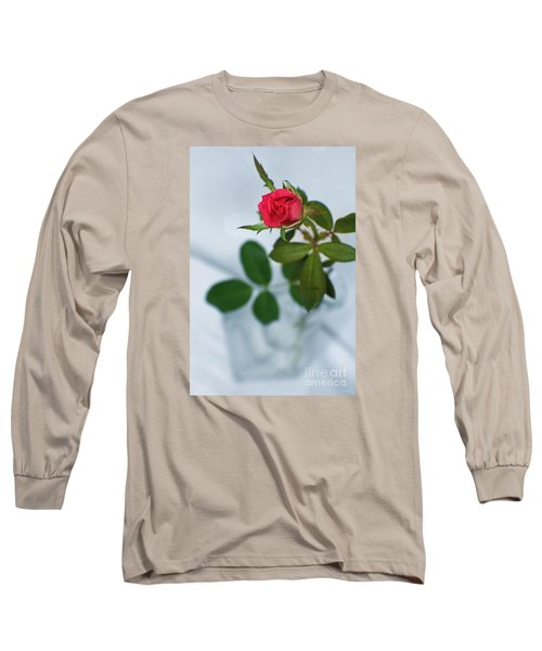 Long Sleeve T-Shirt featuring the photograph Love Whispers Softly by Ella Kaye Dickey