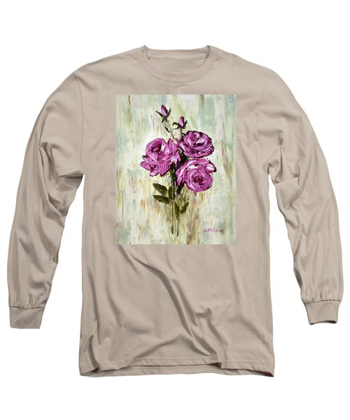 Lovely Roses Long Sleeve T-Shirt