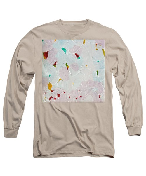 Lucent Entanglement C2013 Long Sleeve T-Shirt by Paul Ashby