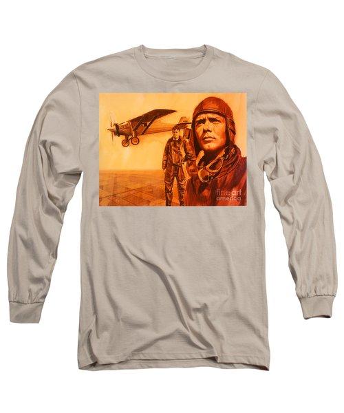 Lucky Lindy Long Sleeve T-Shirt