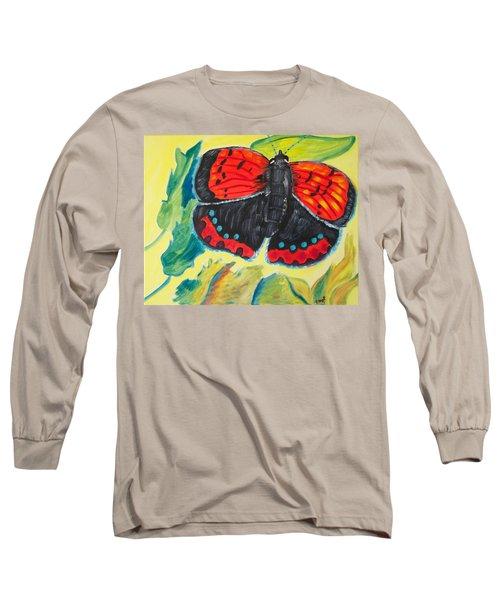 Luminous Long Sleeve T-Shirt by Meryl Goudey