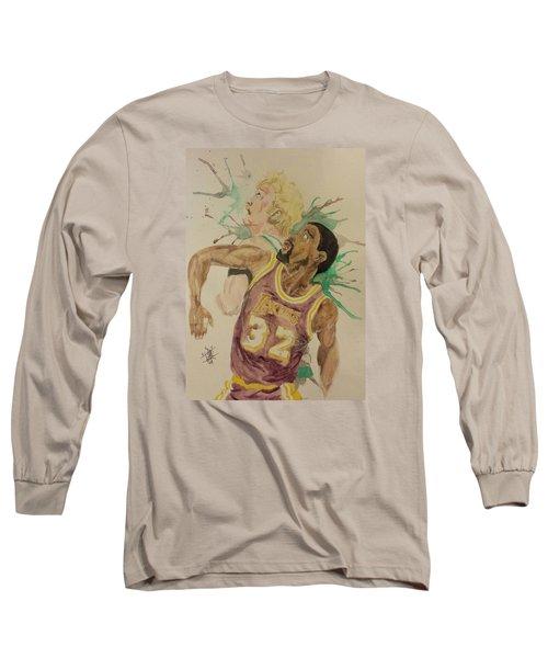 Magicbird Long Sleeve T-Shirt by DMo Herr