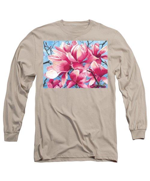 Magnolia Medley Long Sleeve T-Shirt