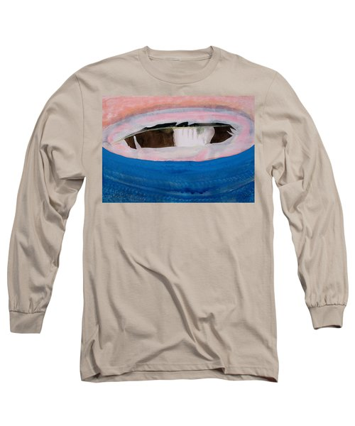 Magpie Original Painting Long Sleeve T-Shirt
