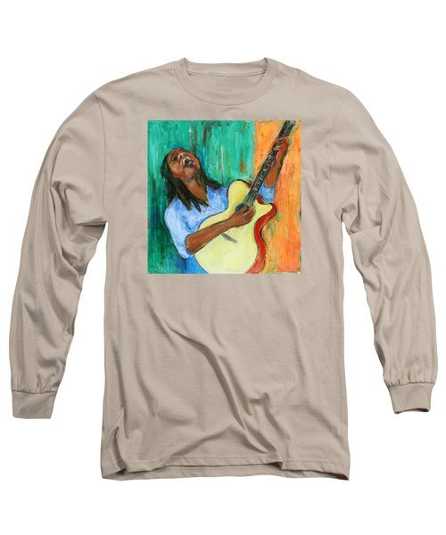 Main Stage I Long Sleeve T-Shirt by Xueling Zou