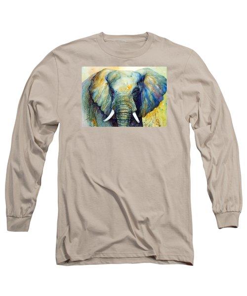 Majestic-iii Dappled Long Sleeve T-Shirt