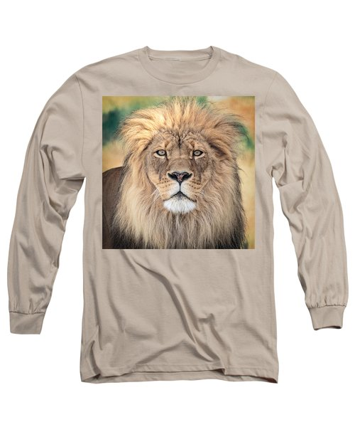 Majestic King Long Sleeve T-Shirt