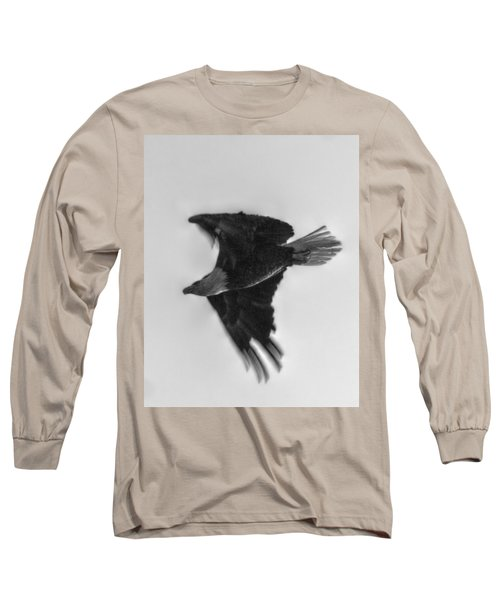Majesty Long Sleeve T-Shirt by Linda Unger