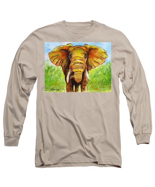 Major Domo Long Sleeve T-Shirt