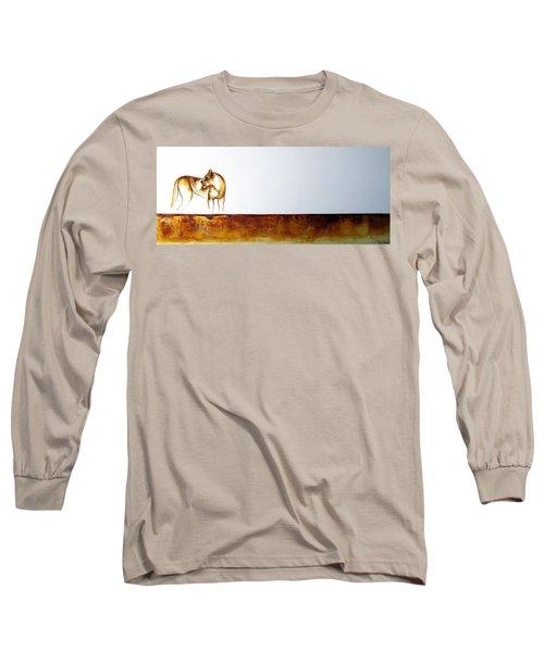 Lioness - Original Artwork Long Sleeve T-Shirt