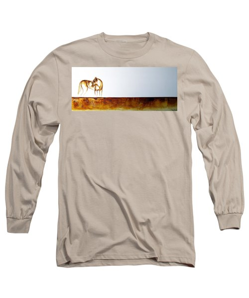 Lioness - Original Artwork Long Sleeve T-Shirt