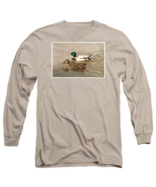Mallards Long Sleeve T-Shirt