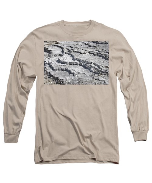 Mammoth Terraces Detail Long Sleeve T-Shirt