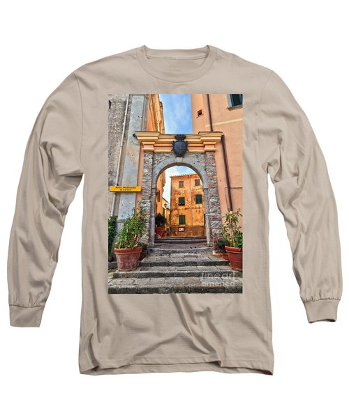 Marciana - Ancient Gate Long Sleeve T-Shirt