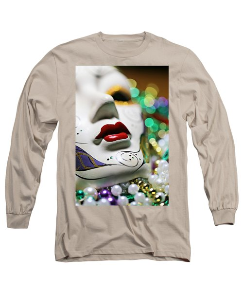 Mardi Gras II Long Sleeve T-Shirt