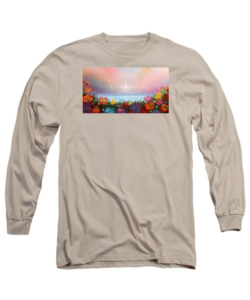 Marflo 3 Long Sleeve T-Shirt by Angel Ortiz