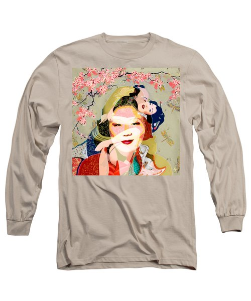 Margaret Cho 4 Long Sleeve T-Shirt