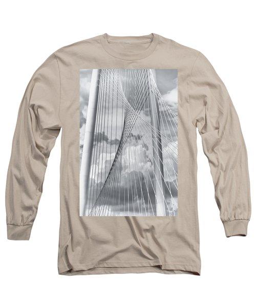Margaret Hunt Hill Bridge Long Sleeve T-Shirt