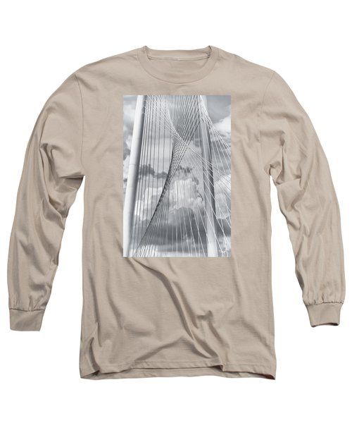 Margaret Hunt Hill Bridge Long Sleeve T-Shirt