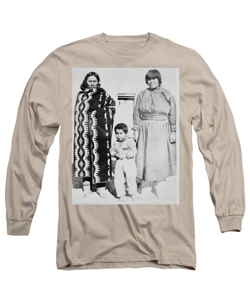 Maria Martinez (1887-1980) Long Sleeve T-Shirt by Granger