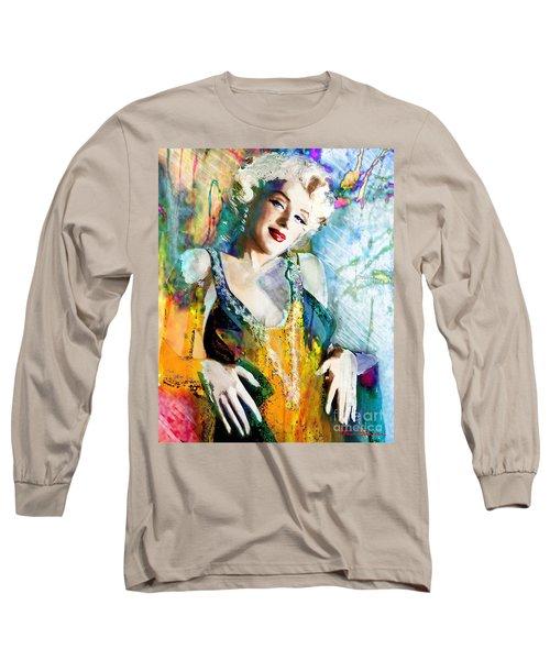 Marilyn Monroe 126 E Long Sleeve T-Shirt