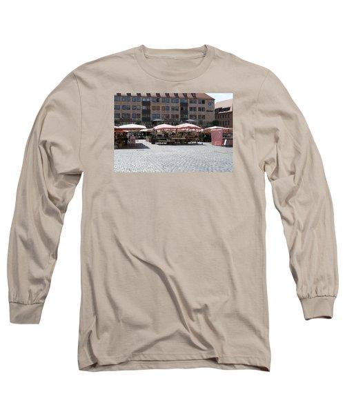 Markt Platz Long Sleeve T-Shirt
