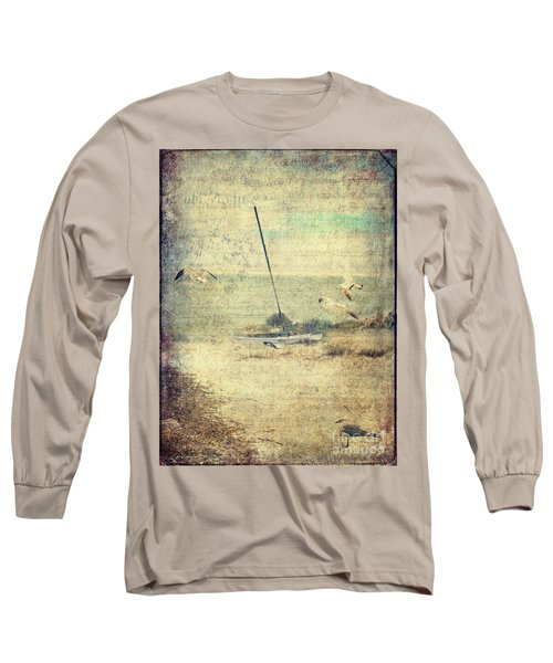 Marooned Long Sleeve T-Shirt